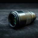 TITAN 473nm most powerful handheld focus adjustable blue laser pointer -10X beam expender -black
