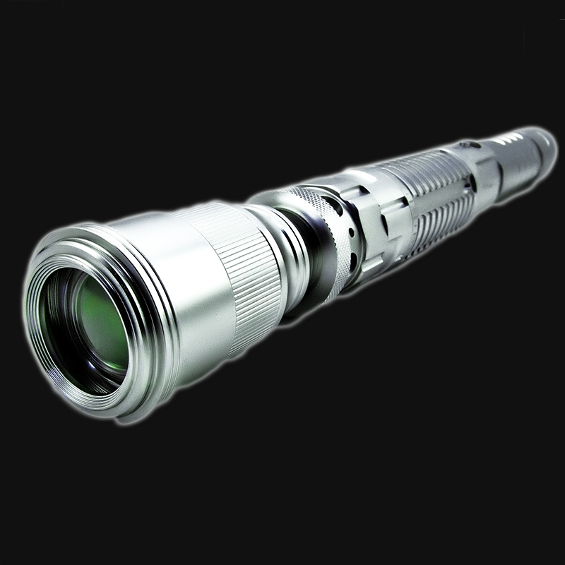 Strongest 808nm Military Grade Portable Infrared Laser Pointer