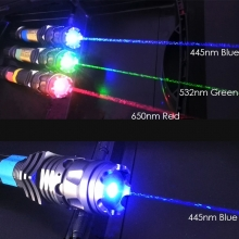 MAYA 473nm strongest handheld blue laser pointer - MAYA family