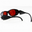 Ideal choice of laser eyewear for 808nm, 980nm, 1064nm infrared laser, applicable for 190-540nm & 800-2000nm